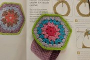 Crochet and Cross-Stitching at Alwan Salma