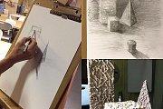 Drawing with Alwan Salma