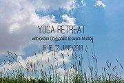 Yoga Retreat  with Swami Omgyanam & Swami Mudra