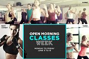 Free Fitness Classes Week