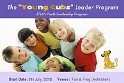 "The YOUNG CUBS"" Leader Program - EFLA's Youth Leadership Program"