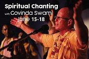 Spiritual Chanting (Kirtan) with BB Govinda Swami