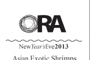 New Year's Eve at ORA