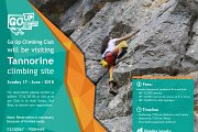 Outdoor Climbing in Tannourine with GO UP Climbing Club