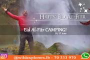 Eid Al-Fitr Camping with WILD EXPLORERS LEBANON