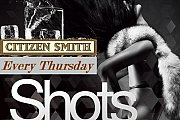 Cheap Shots at Citizen Smith every Thursday