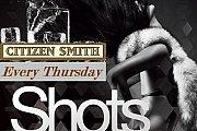 Cheap Shots at Citizen Smith every Thursday