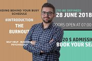 #intro: The Burnout - Hiding Behind Your Busy Schedule