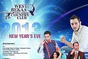 New Year's Eve 2013 at West Bekaa Country Club