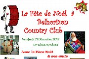 La Fete de Noel a BelHorizon Country Club