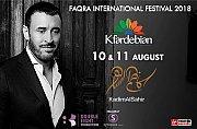 Kadim Al Sahir at Faqra International Festival