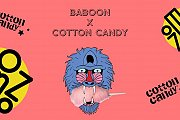 Cotton Candy does Baboon