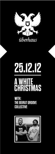 A White Christmas with the Beirut Groove Collective