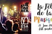 Fête de la Musique 2018 // ESA Business School & Souk el Akel