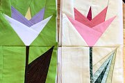 Patchwork and Quilting at Alwan Salma