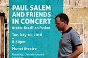 Paul Salem and Friends In Concert