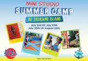 Mini Studio Summer Camp at Treasure Island