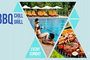 Chill and Grill at La Piscine