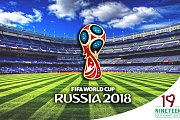 World Cup 2018 at 19 Restaurant