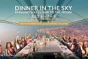 Dinner in the Sky in Lebanon
