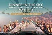 Dinner in the Sky in Lebanon