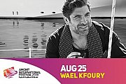 Wael Kfoury at Amchit International Festival