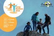 Camp Matthew 2018