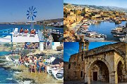 Tahet el Rih, Anfeh & Byblos with Zingy Ride