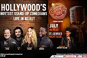 Hollywood Popup Comedy Club