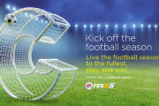 Live The Football Season at City Centre Beirut