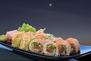 Sushi Night at the Aquarius Pool Bar & Terrace