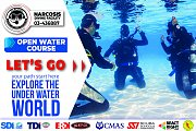 Open Water Course From Narcosis Diving Facility