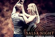 Salsa Night at Live Edge Mar Mkhael