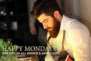 Happy Mondays at Live Edge!