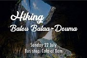 Hiking Belou Balaa-Douma With Cedars Wanderers