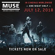 """MUSE """"Drones World Tour"""" Live in Cinemas"""