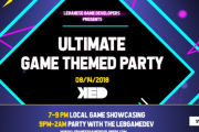 Ultimate Game Themed Party