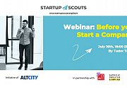 Startup Scouts 101: Before you start a company