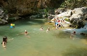 JANNET CHOUWEN Hiking & Swimming  with DALE CORAZON