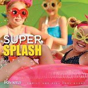 Kids Pool Party at Riviera Hotel & Beach Lounge