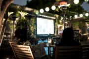 """The Secret"" Movie & Discussion in the Secret Garden"