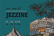 Jezzine Food & Feast Festival 2018