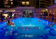 Sunday Movie Night Swim at Amethyste Lounge