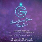 1st Year Anniversary Celebration at GC ABC