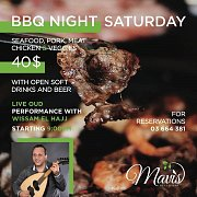 Live BBQ & Oud Night at Mavis Resto-Bar