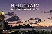Night Swim at La Plage Beirut