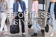 Effortless Style Secrets by Alia Monla