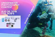 Underwater Photography Contest 2018 | Lebanon Water Festival 2018