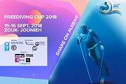 Freediving Cup 2018   Lebanon Water Festival 2018