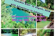 Jannet Chouwen Hike & Swim with A.I.L
